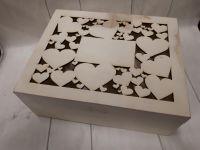 heart cut out box