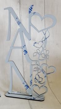 Acrylic Name Plaque