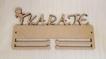 Karate Medal Holder