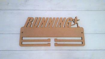 Running Medal Holder