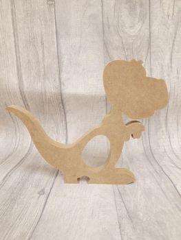 Dinosaur TRex chocolate egg holder