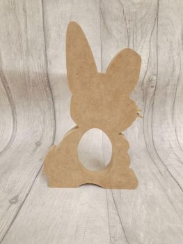 Rabbit chocolate Egg Holder