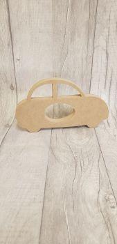 Car chocolate egg holder