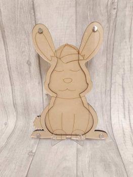 Rabbit reward drop box boy