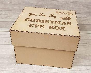 Large slot together Christmas Eve Box