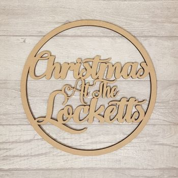 Christmas at the... Hoop