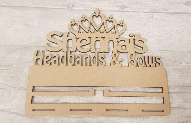 Bow & Headband Holders
