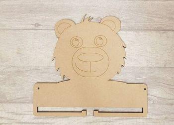 Teddy Bear Headband Holder
