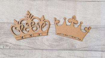 Crown Mini Clip Holder