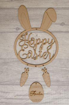 Easter bunny Dreamcatcher