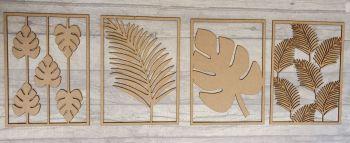 Botanical Wall Panel