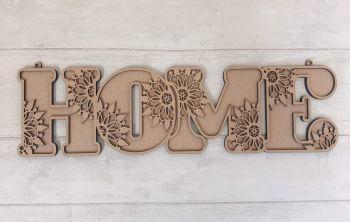 MDF Decorative Home