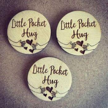Little Pocket Hugs (Pack of 100)