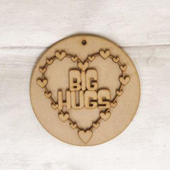 Big Hugs (Pack of 10)