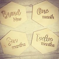 Baby Milestones (Seperates) (POSTAGE INCLUDED)