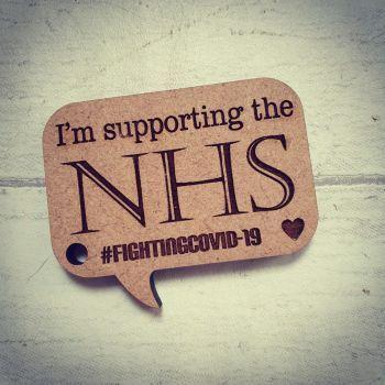 Donate to Charity - NHS Keyring