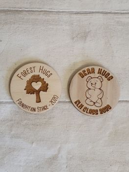 Teacher Hugs (Pack of 20) (POSTAGE INCLUDED)