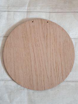 Oak Veneer Shape  (4mm)