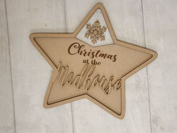 MDF Christmas at the Star.