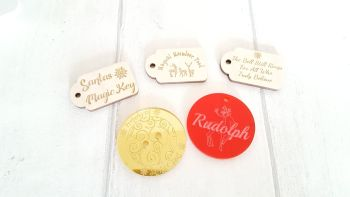 Christmas Essential Tag Pack