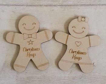 Gingerbread Christmas Hug