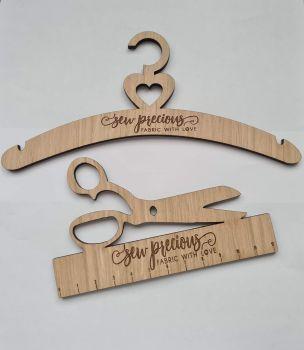 Hanger Logo Prop