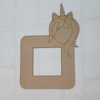 Lightswitch Surround - Unicorn Head