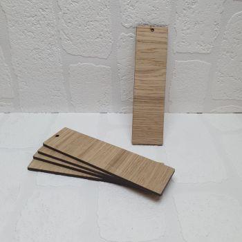 Bookmarks - Oak Veneer