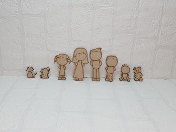 Family Figure Packs