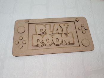 Playroom Gaming Sign