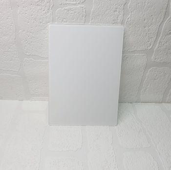 Clear Acrylic-  A3 Plaque