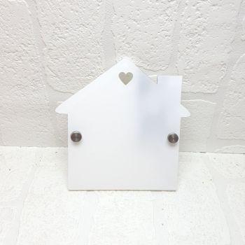 Blank House Number Sign (7 design shapes)