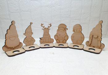 Christmas Chocolate Holder (Bundle)