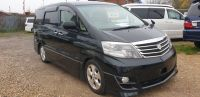 TOYOTA ALPHARD, 2007, 2.4 LITRE, PETROL, 65,921 MILES, AUTOMATIC