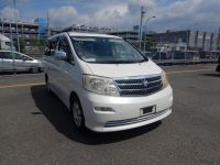 TOYOTA ALPHARD, 2004, 2.4 LITRE, PETROL, 65,636 MILES, AUTOMATIC