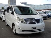 TOYOTA ALPHARD, 2008, 2.4 LITRE, PETROL, 65,559 MILES, AUTOMATIC
