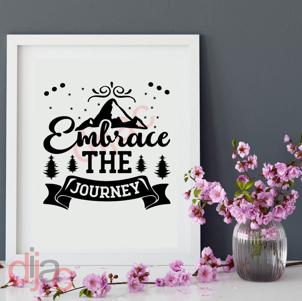 EVERY DREAM BEGINS WITH A WISH VINYL DECAL