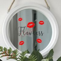 FLAWLESS<br>15 x 15 cm