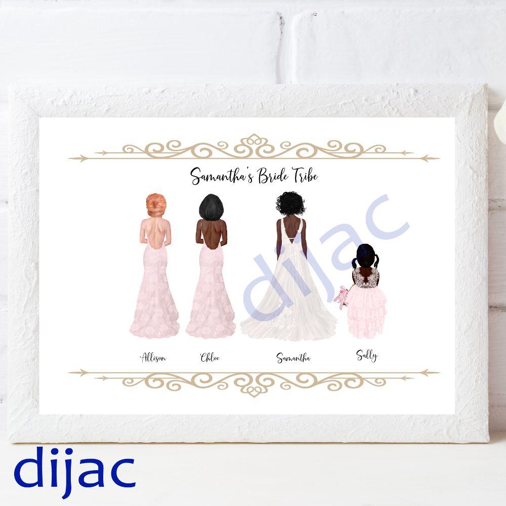 Bride Tribe (D2)