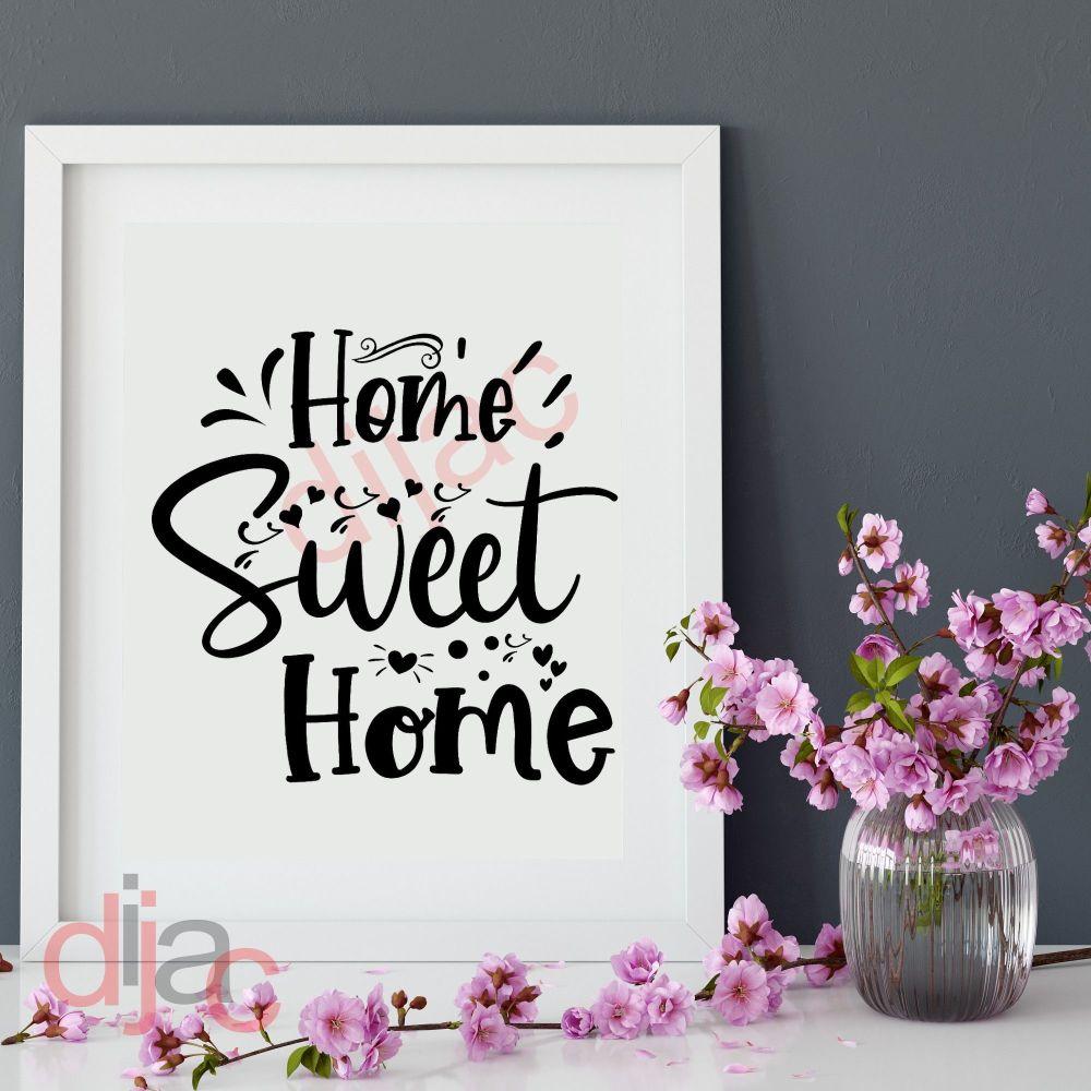HOME SWEET HOME (D2) 15 x 15 cm
