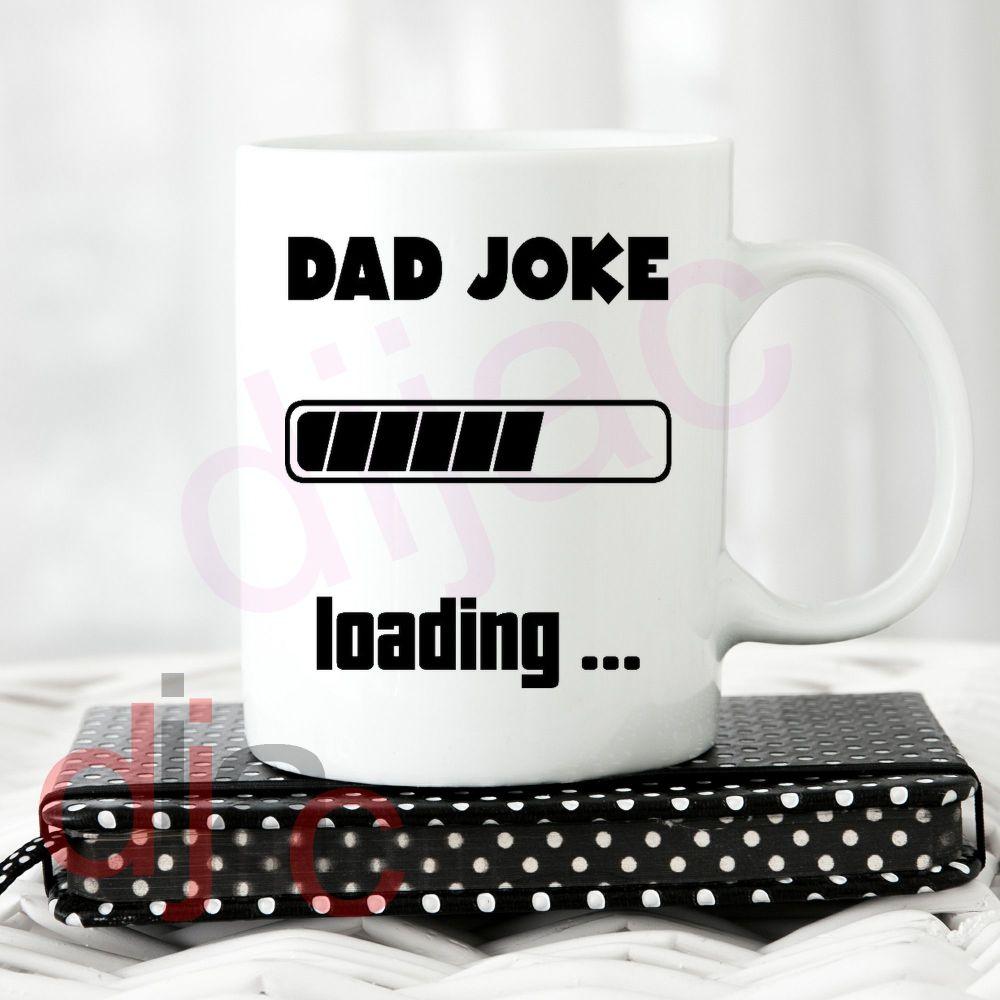 DAD JOKE8 x 8.5 cm