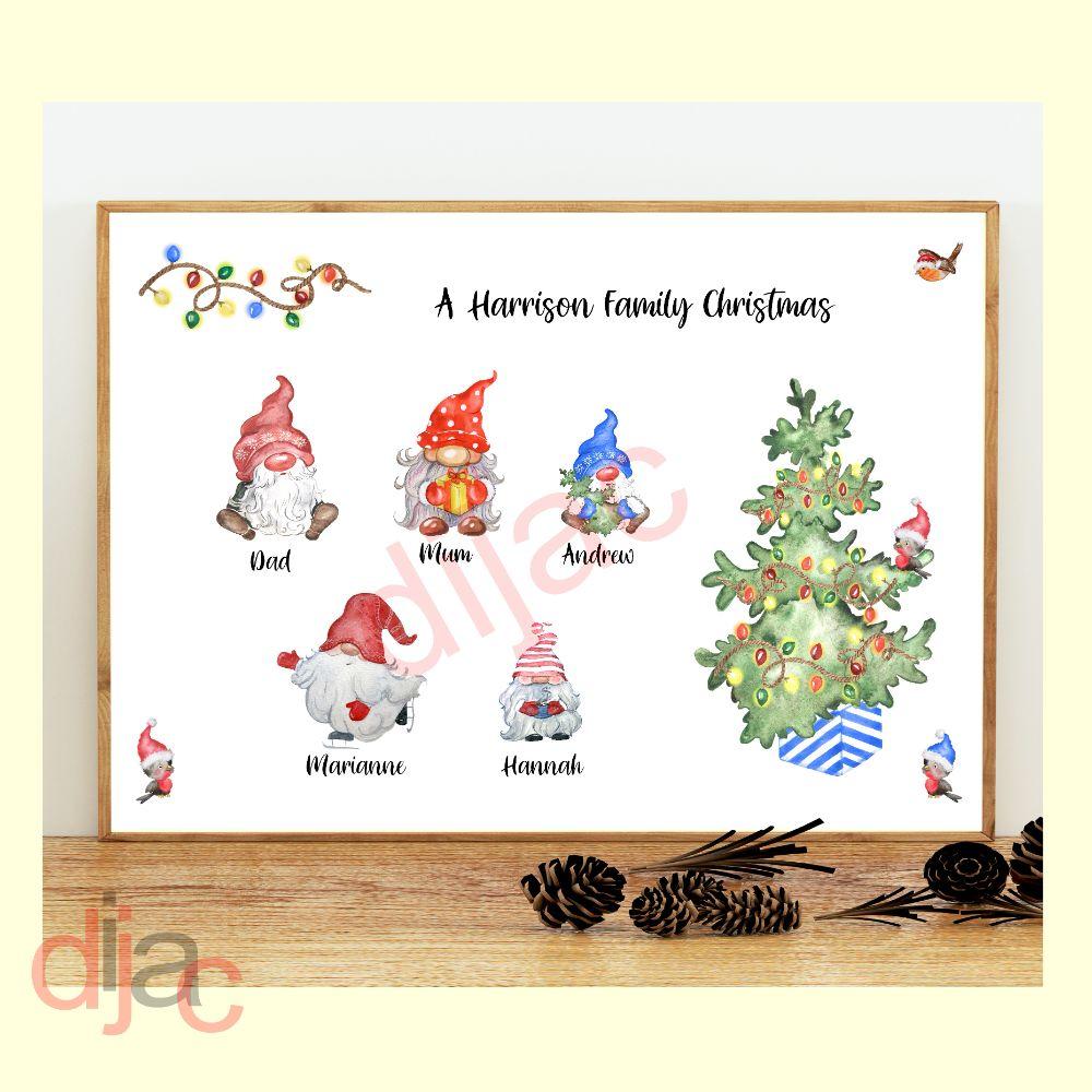 Christmas Gnomes (D2)