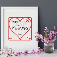 HAPPY MOTHER'S DAY <br>15 x 15 cm