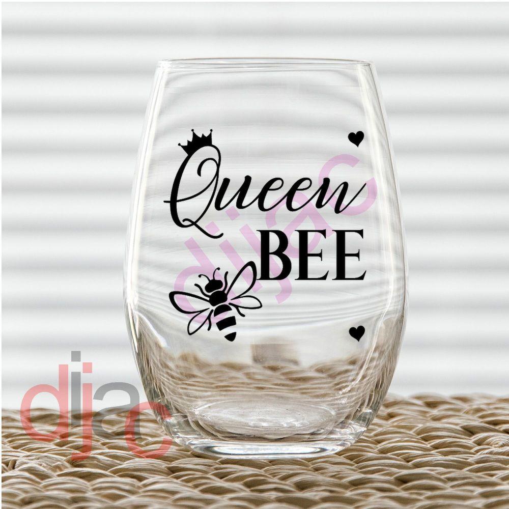QUEEN BEE<br>7.5 x 7.5 cm