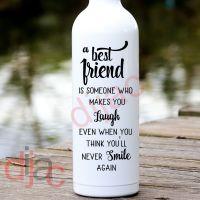 A BEST FRIEND IS ...<br>8 x 17.5 cm