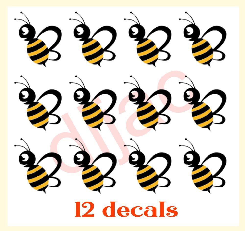 BEES x 122 x 2.5 cm