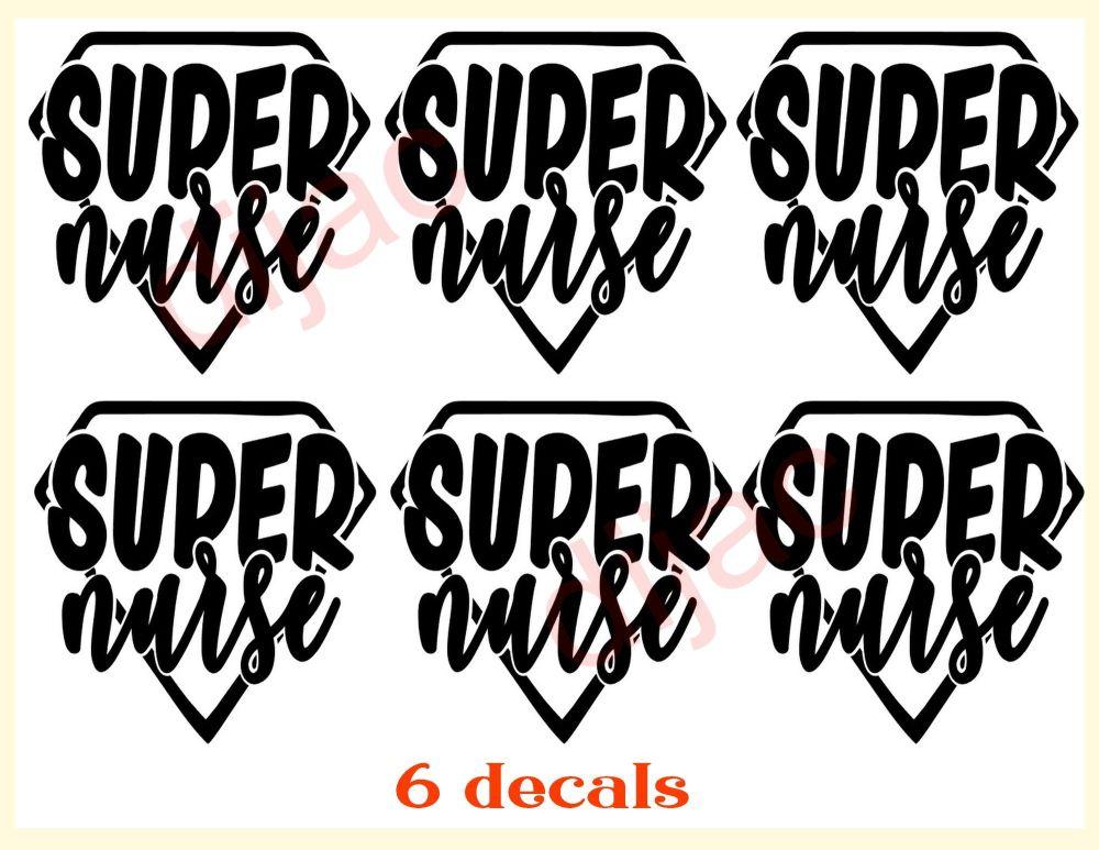 SUPER NURSE X 67.5 x 7.5 cm