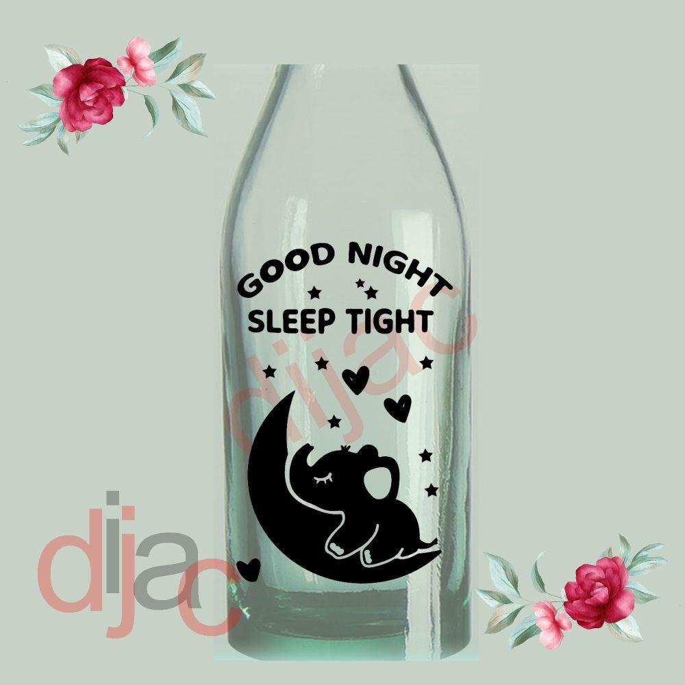 GOOD NIGHT SLEEP TIGHT9 x 14 cm