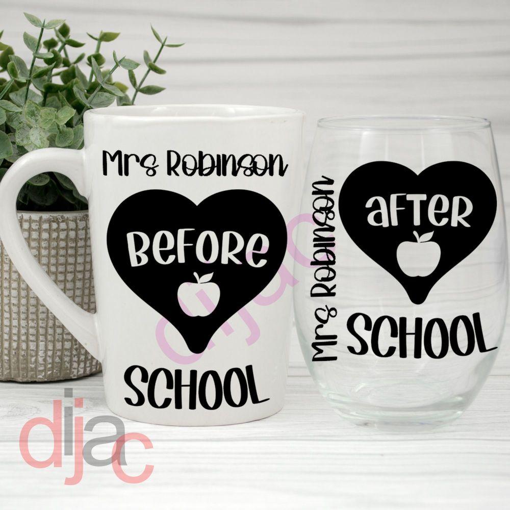 BEFORE SCHOOL & AFTER SCHOOL