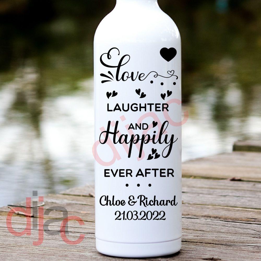 LOVE LAUGHTER8 x 17.5 cm